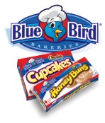 Blue Bird Snack Cakes