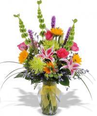 Circus Flora Bouquet