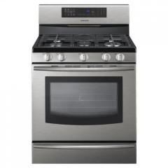 5.8 cu ft Freestanding Gas Range with True