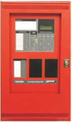 HS3200 Addressable Input Fire Alarm Control Panel
