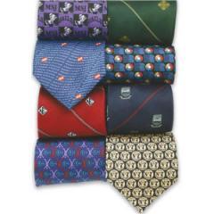 Custom Design Polyester Silk Tie