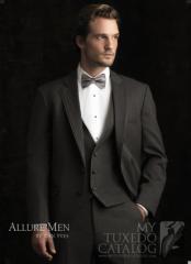 Steel Grey 'Allure' Tuxedo
