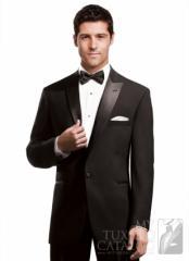 Black 'Icon' Tuxedo
