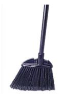 Lobby Dust Pan Broom, Polypropylene Fill