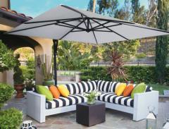 Garden Umbrellas, Treasure Garden