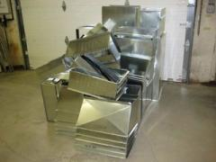 Expert Fabrication – Quality Ductwork