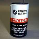 2V/2.5AH Pure Lead Battery