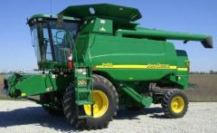 Combine JOHN DEERE 9450 2WD