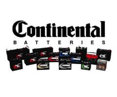 Continental Batteries 12V