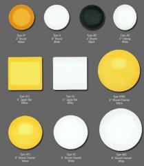 APEX Non‐Reflective Ceramic Markers