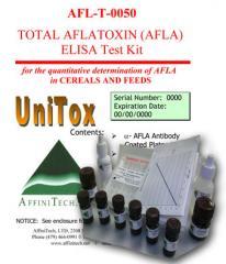 Aflatoxin - Total (AFLA) Elisa Test Kit