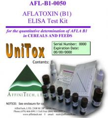Aflatoxin (B1) Elisa Test Kit