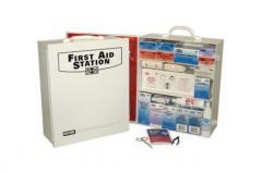 Three Shelf First Aid Station, # 6155