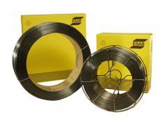 Carbon Steel - Gas-Shielded Metal Core