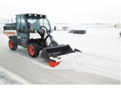 Push Broom, Bobcat