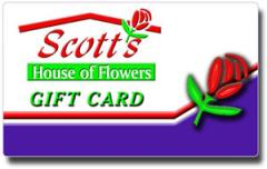 Scott's Gift Cards WGC