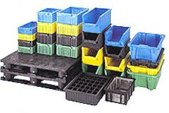 Heavy-Duty Industrial Containers