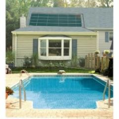 Sunheater S601P In Ground Pool Solar Heating Kit
