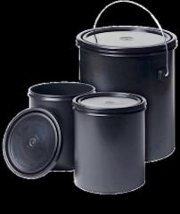 All-Plastic Colorant Cans