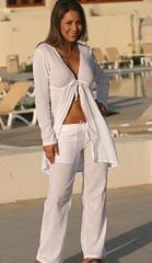 Trajes de pantalones para mujeres