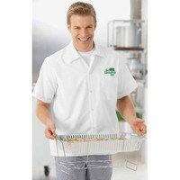 Aramark Cook's Shirt with Chest Pocket