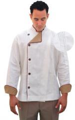 Restaurant Uniform Custom Made Guayavera Chef Coat