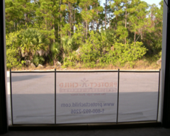 Warehouse, Garage, And Driveway Removable Barrier
