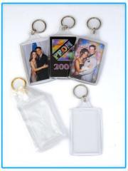 Acrylic Photo Keychains