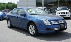 Vehicle Ford Fusion V6 SE 2009