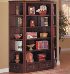 Bookcases Traditional Bookcase and Corner