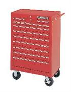 12 Drawer Single Bay Roller Cabinet 16-977