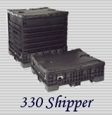 The Arena 330 Shipper