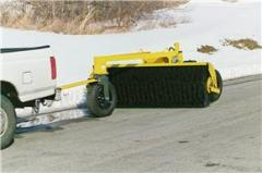 TBCP Model Tow-Behind Sweeper