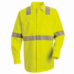Hi-Visibility Work Shirt - Class 2 Level 2