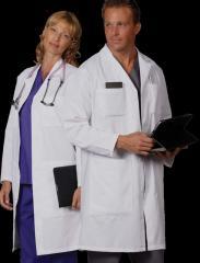 Unisex Consultation Lab Coat