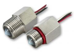 Compact electro-optic level switch - available in