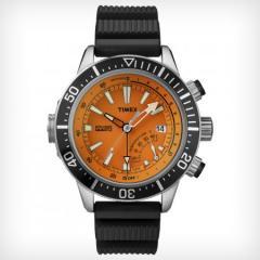 Intelligent Quartz Depth Gauge Watch