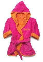 Cover-Up Hot Pink/Orange