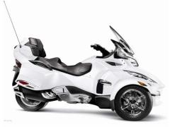 Can-Am Spyder® RT Limited Motorcycles
