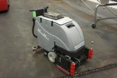 Walk Behind MiniMag Floor Scrubber-Sweeper