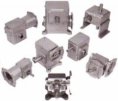 Single Reduction Worm Gear Reducers