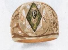 Glacier - Men's Class Ring
