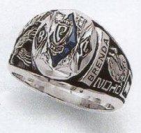 Glacier - Women's Class Ring