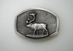 Caribou Buckle
