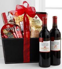 Spirited Gourmet Gift Basket W204