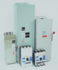 Safety Switches, Enclosed Breakers