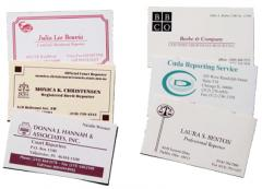 Business Cards: Custom Printed