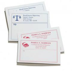 Mailing Labels: Custom Printed