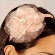 Women's floral headbands