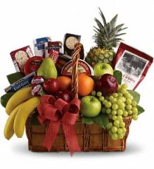 Bon Vivant Gourmet Gift Basket T107-1A